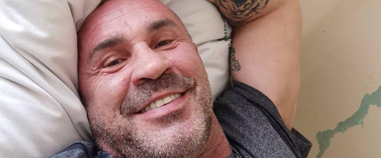 Przemysław Saleta trafił do szpitala. Bokser dodał zdjęcie z łóżka i opowiedział o chorobie