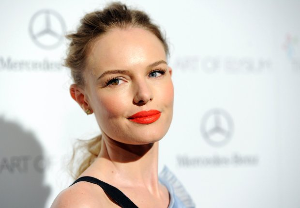 Actress Kate Bosworth poses at The Art of Elysium's Heaven Gala on Saturday, Jan. 11, 2014, in Los Angeles. (Photo by Chris Pizzello/Invision/AP)