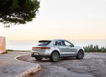 Nowe Porsche Macan S - szybszy od poprzednika