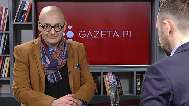 Michał Kamiński w Gazeta.pl