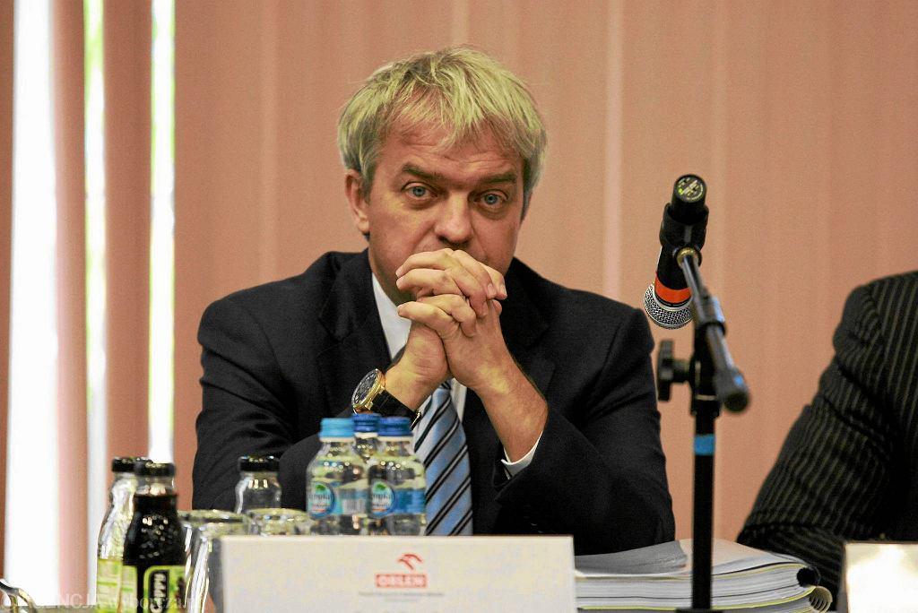 Jacek Krawiec, szef PKN Orlen