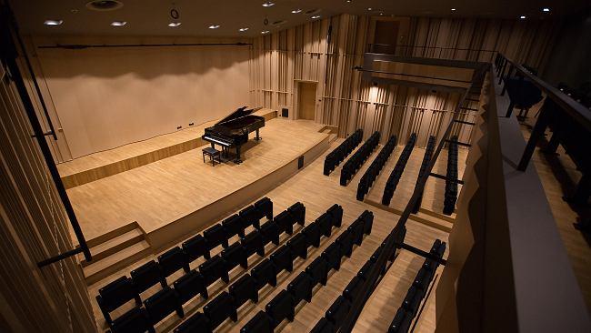 Koncertowa zmiana na Powiślu. Uniwersytet Muzyczny po kompletnej rewitalizacji