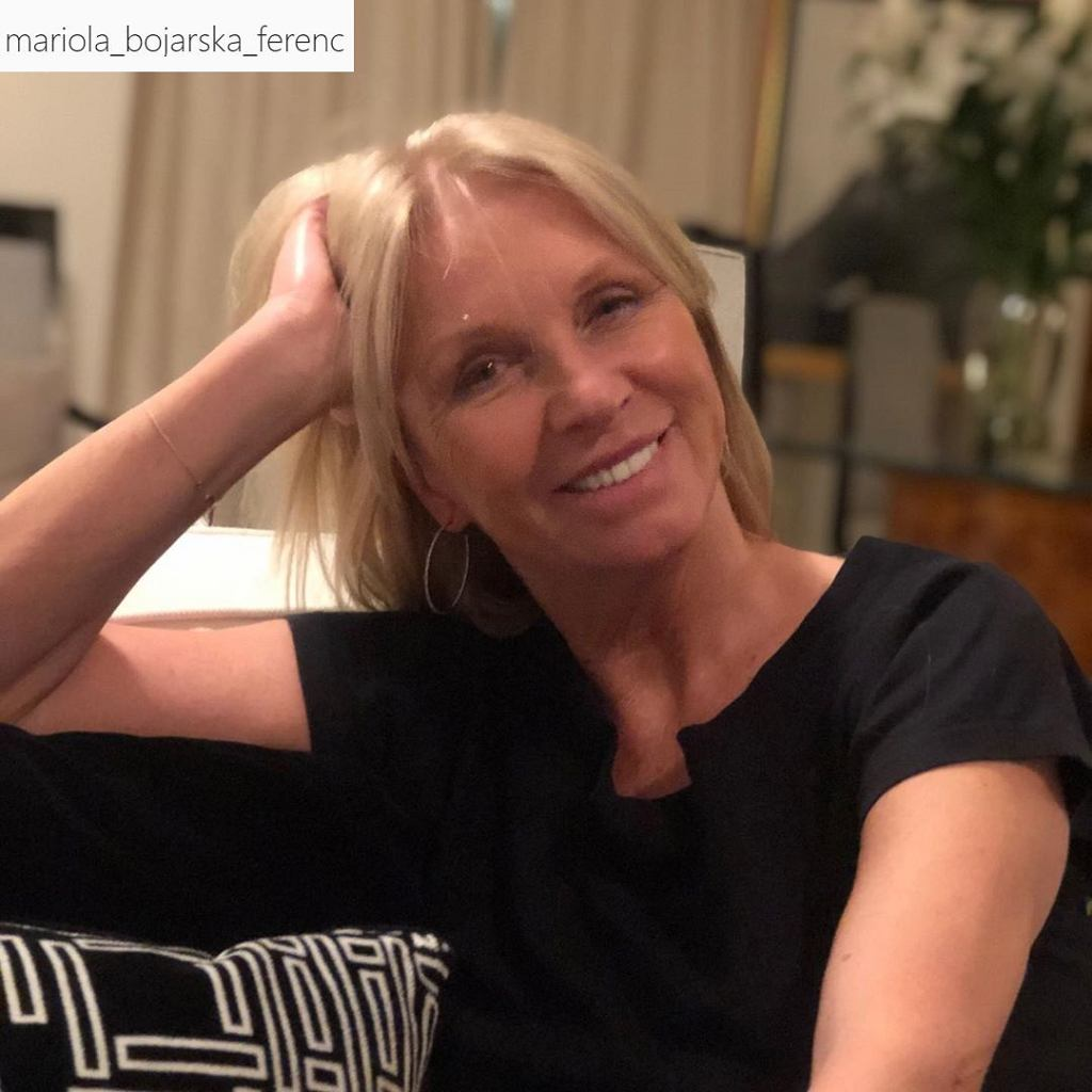 Mariola Bojarska-Ferenc świętuje 60. urodziny. Opublikowała odważne zdjęcie