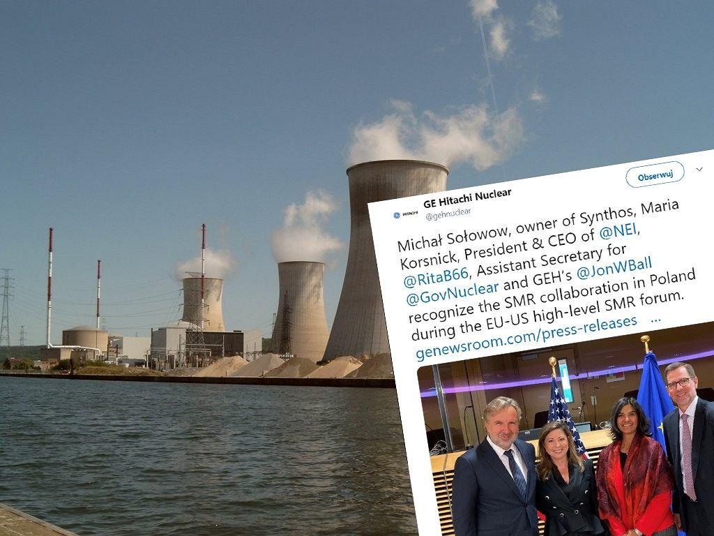 GE Hitachi Nuclear Energy i Synthos podpisały porozumienie