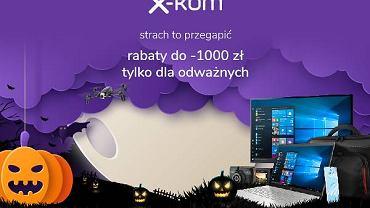 Promocja Halloweenowa w x-kom