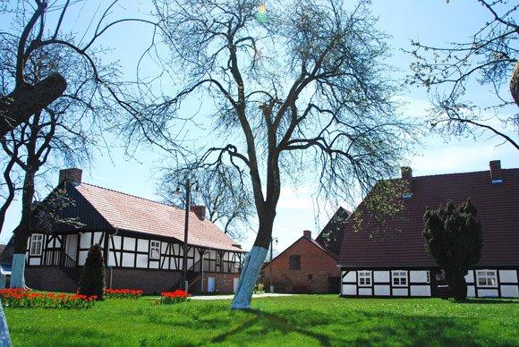 Kraina w kratę/ Fot. www.swolowo.pl