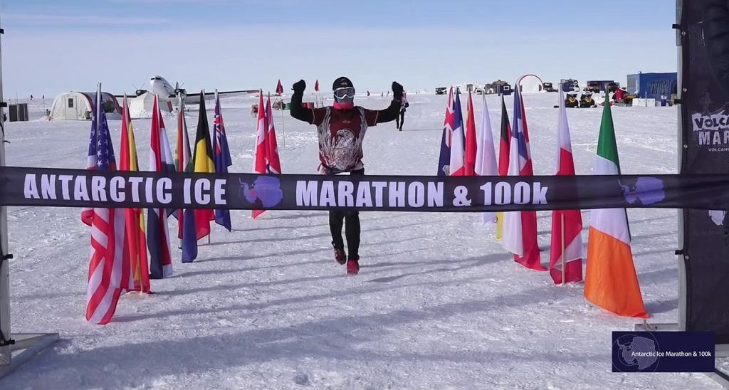 Antarctic Ice Marathon 2016