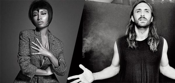 Nicki Minaj i David Guetta