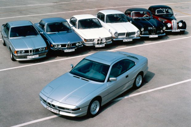 BMW serii 8 E31