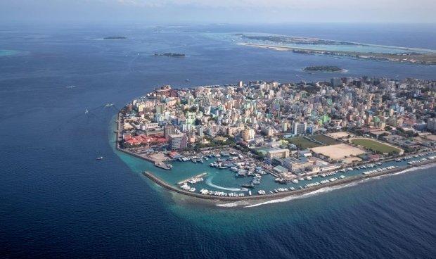 Male, stolica Malediwów/ Fot. Shutterstock