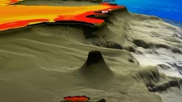 Nowo odkryta rafa na obszarze Wielkiej Rafy Koralowej