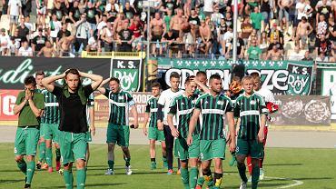 W poprzednim sezonie piłkarze z Rybnika wypuścili awans z rąk