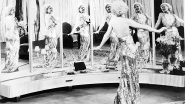 Ina Benita w komedii 'Dwie Joasie' (1935);