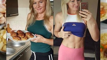 Anna Krzysztofik, czyli Mama na siłowni, ma na Instagramie ponad 112 tysięcy obserwujących