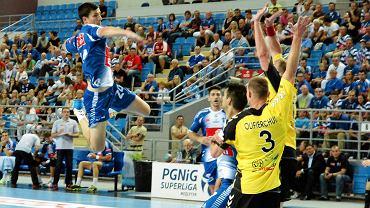 PGNiG Superliga, piłka ręczna mężczyzn. Mecz Orlen Wisła Płock - Nielba Wągrowiec 33:26