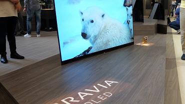 Sony OLED 4K HDR Bravia A1