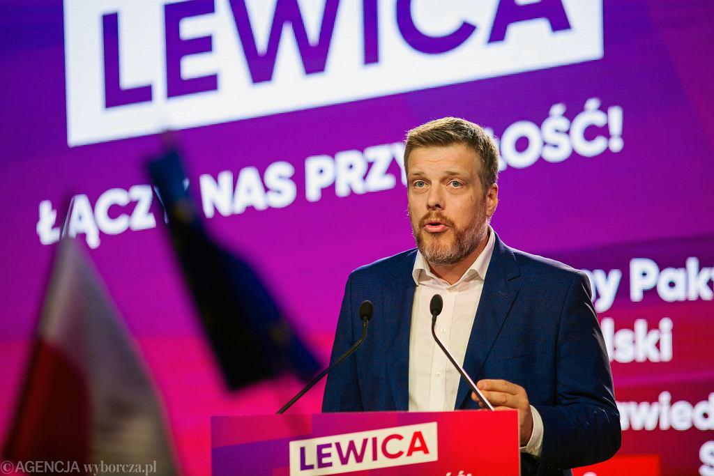 Konwencja Lewicy w Gdyni