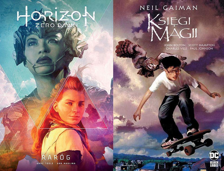 Komiksy - premiery wrzesień 2021