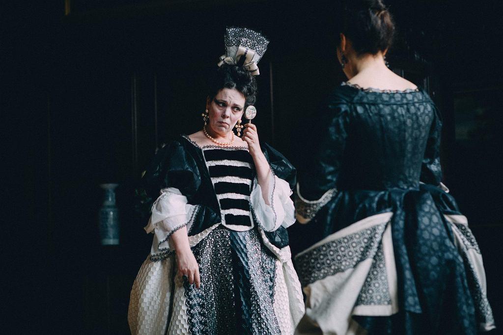 'Faworyta': Olivia Colman / materiały dystrybutora