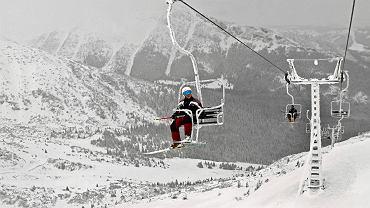 Tatry, wyciąg narciarski