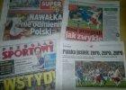 Reprezentacja. Blamaż Nawałki - prasa po meczu Polska - Słowacja