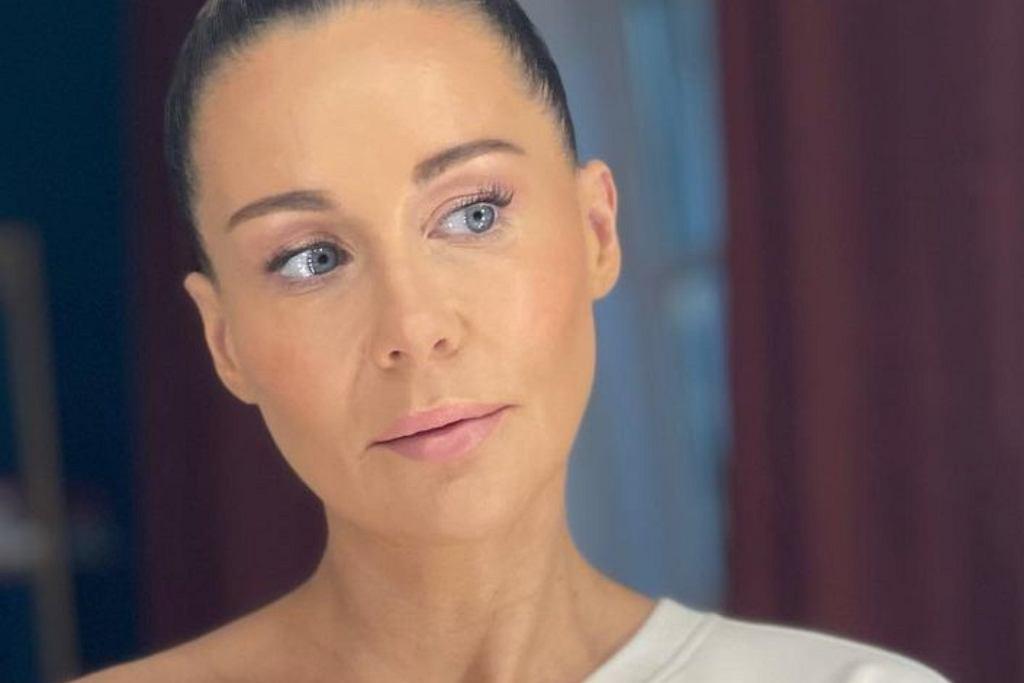 Małgorzata Rozenek reklamuje sieć komórkową
