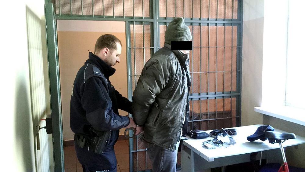 44-letni obywatel Ukrainy napadł z bronią na swojego byłego pracodawcę.