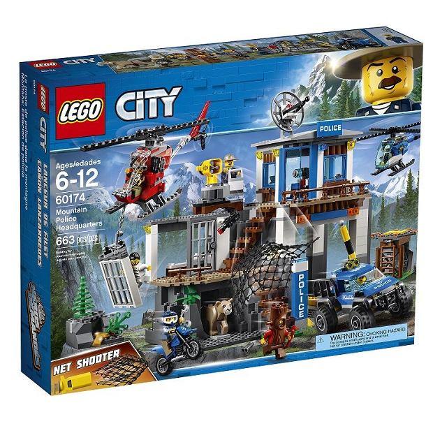 Mali bohaterowie LEGO City