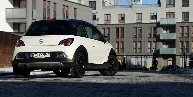 Opel Adam Rocks 1.0 Turbo