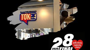 TOK FM gra z WOŚP! Słuchacze - licytując nasze aukcje - zebrali ponad 16,5 tysiąca złotych