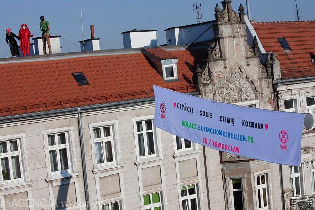 Zdjęcie numer 11 w galerii - Burzliwy rok 2020. Wrocław i Dolny Śląsk w obiektywie naszych fotoreporterów [ZDJĘCIA]