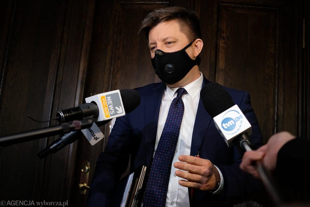 1Posiedzenie Senackiej Komisji Zdrowia w Warszawie