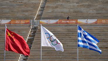 Greece Olympics Beijing Flame