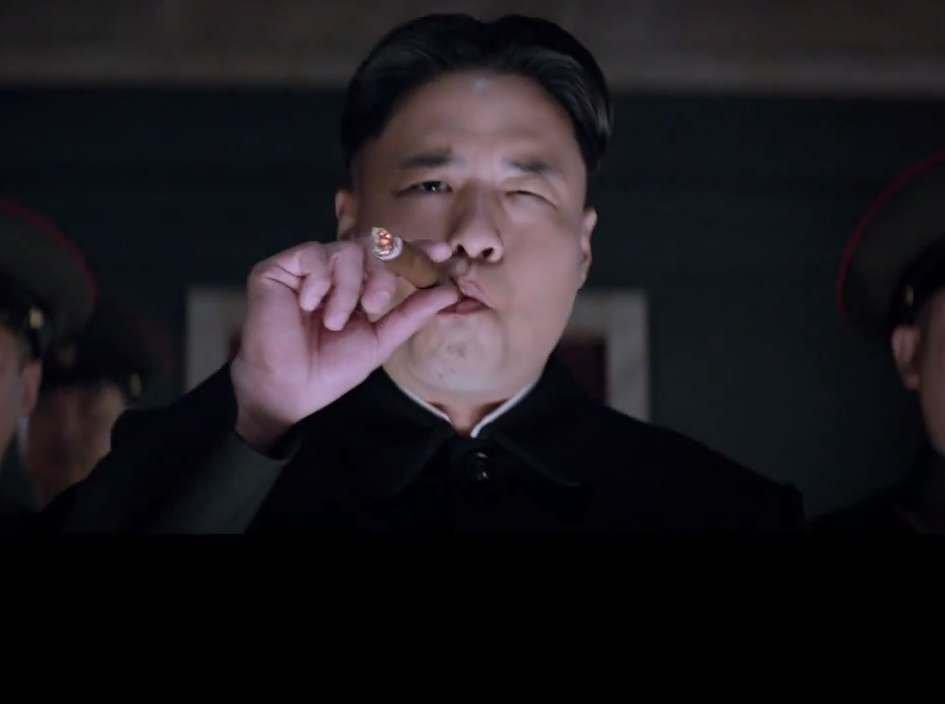 Filmowy Kim Dzong Un w obrazie