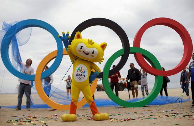 Przygotowania do Rio