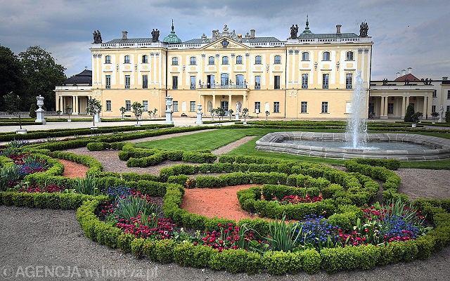Pałac Branickich w Białymstoku / Fot. Agnieszka Sadowska / Agencja Gazeta