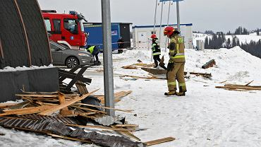 Tragedia w Bukowinie Tatrzańskiej. Posłanki KO apelują do premiera ws. samowoli budowlanych