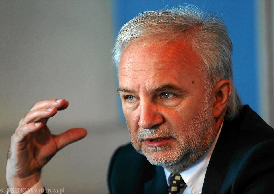 Janusz Paterman, prezes Ruchu Chorzów