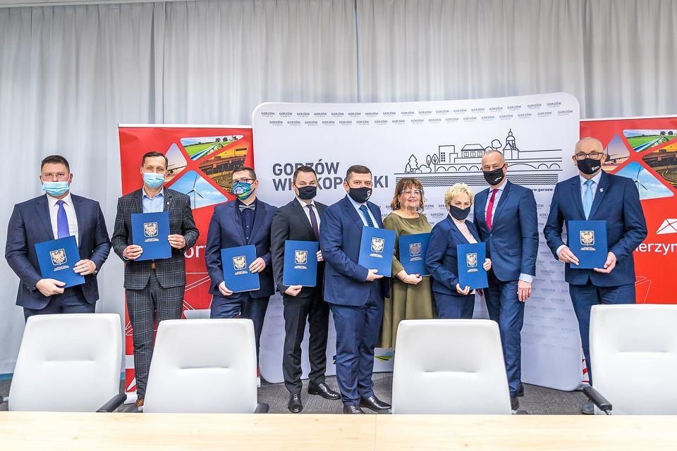 Gmina Skwierzyna jako kolejna z północy regionu przystąpiła do Miejskiego Obszaru Funkcjonalnego Gorzowa
