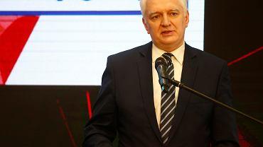 Portal donosi o spotkaniu Gowina z Tuskiem. Wicepremier odpowie pozwem