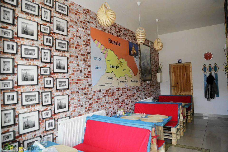 Nowe Chinkali Bistro Polacy Pokochali Kuchnię Gruzińską