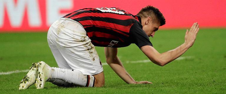 Władze Milanu pokazały, co myślą o grze zespołu. Piątek przygaszony i stłamszony