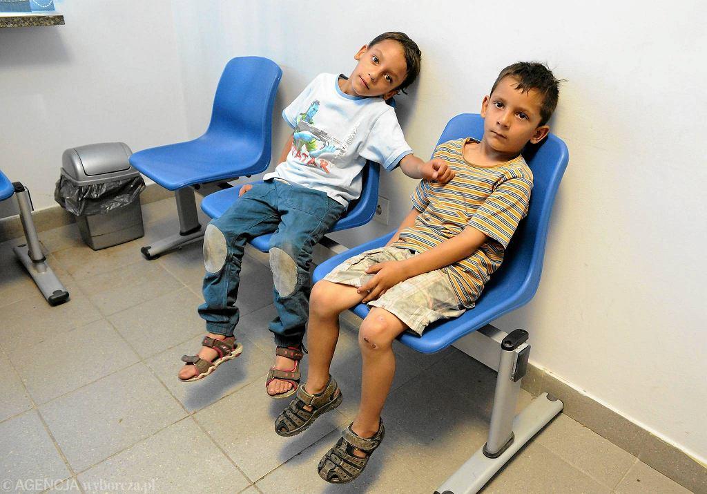 Romowie wyrzuceni z Paprotnej