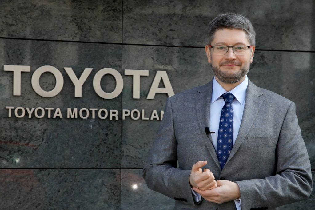 Toyota na targach w Poznaniu