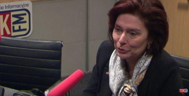 Małgorzata Kidawa-Błońska w