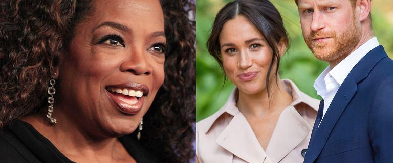 Oprah krytykowana za wywiad z Harrym i Meghan. Widzowie podzieleni