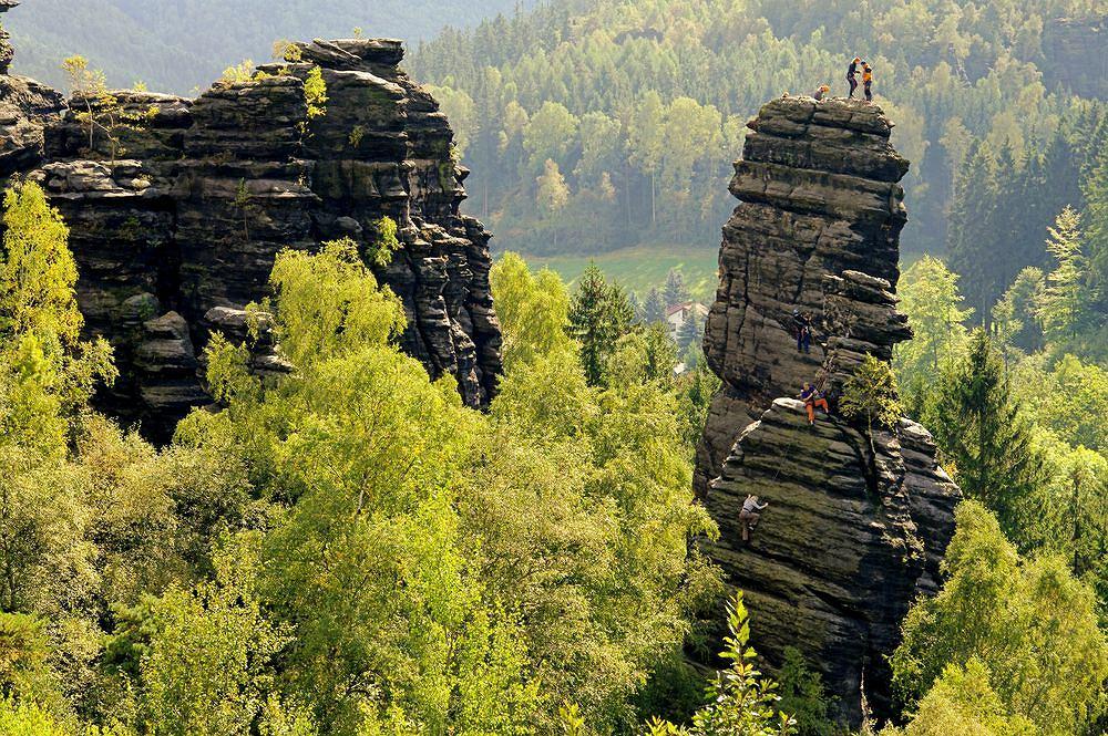 Niemcy - Szwajcaria Saksońska