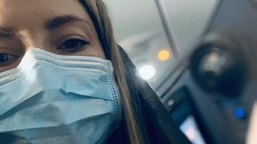 Kate Hudson w masce