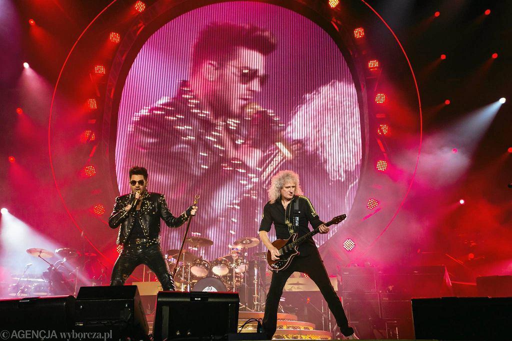 Adam Lambert i Queen