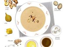 Bardzo łatwa zupa grzybowa na Wigilię - ugotuj